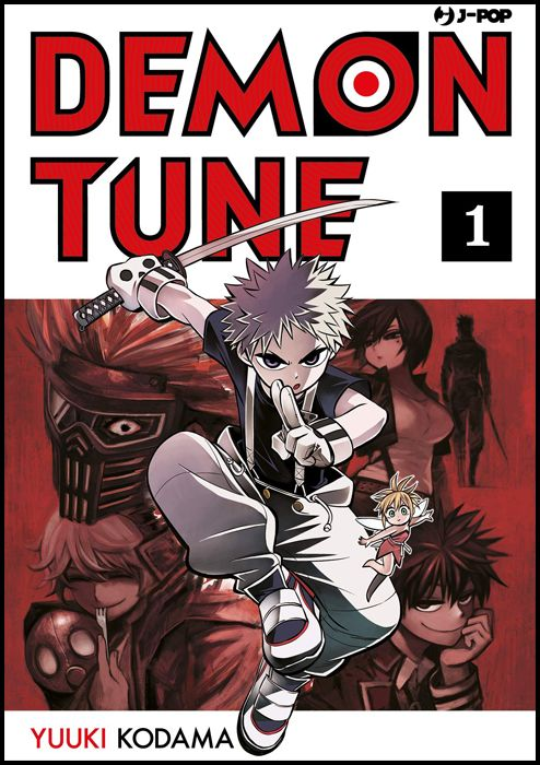 DEMON TUNE #     1