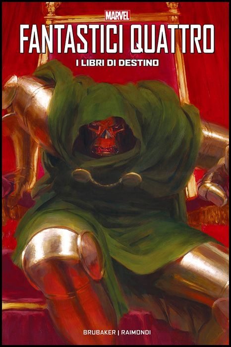 MARVEL GEEKS - FANTASTICI QUATTRO: I LIBRI DI DESTINO