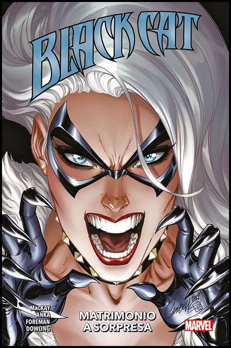 MARVEL COLLECTION INEDITO - BLACK CAT #     2: MATRIMONIO A SORPRESA