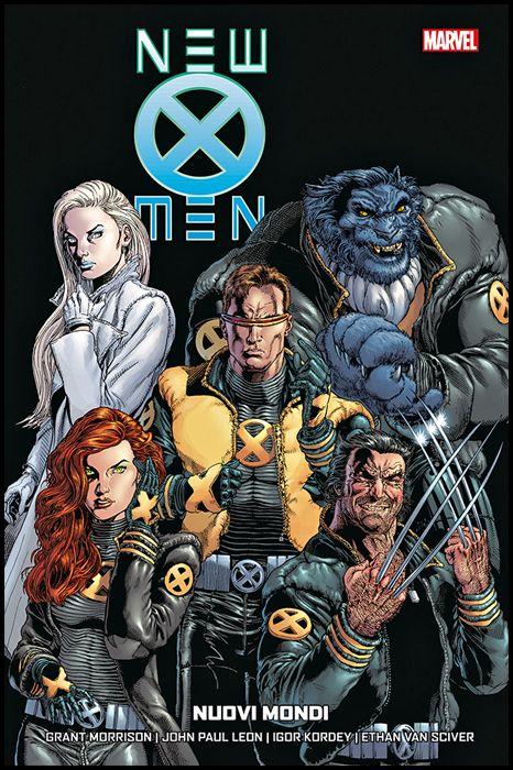 NEW X-MEN COLLECTION #     3: NUOVI MONDI