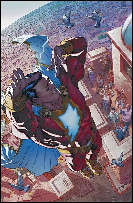 DC COMICS SPECIAL - SHAZAM! #     1: I SETTE REGNI DELLA MAGIA! - VARIANT MUSEUM