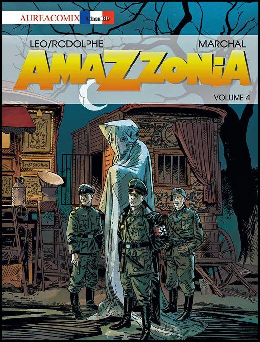 AUREACOMIX LINEA BD #    57 - AMAZZONIA 4