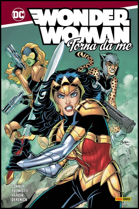 DC COMICS COLLECTION - WONDER WOMAN: TORNA DA ME
