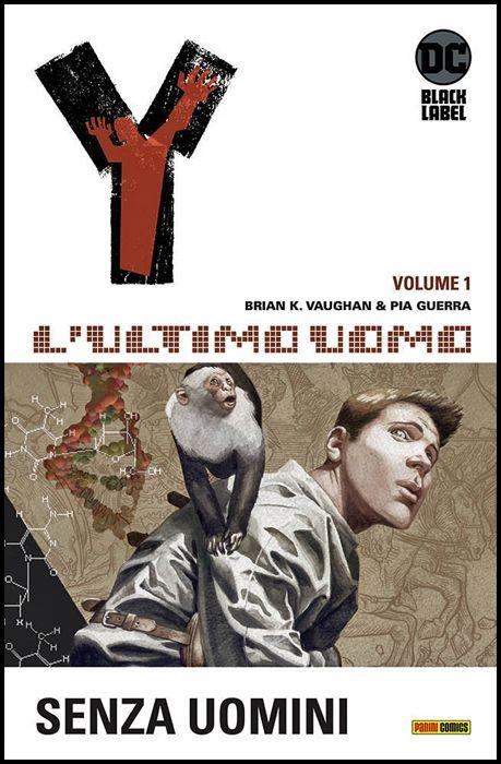 DC VERTIGO COMPLETE COLLECTION BLACK LABEL - Y L'ULTIMO UOMO #     1: SENZA UOMINI