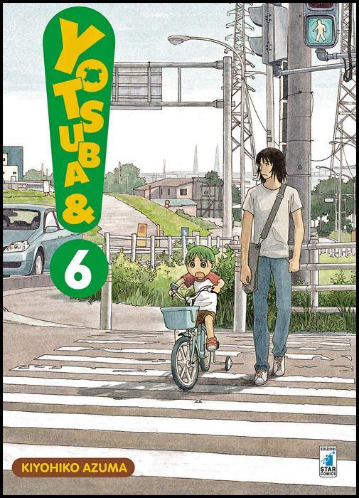 STARLIGHT #   324 - YOTSUBA&! #     6