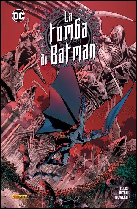 DC COMICS COLLECTION INEDITO - LA TOMBA DI BATMAN #     1