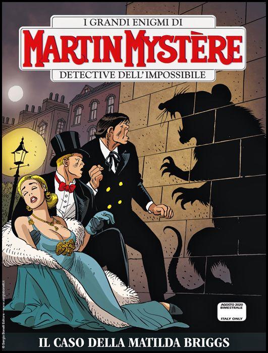 MARTIN MYSTERE #   370: IL CASO DELLA MATILDA BRIGGS
