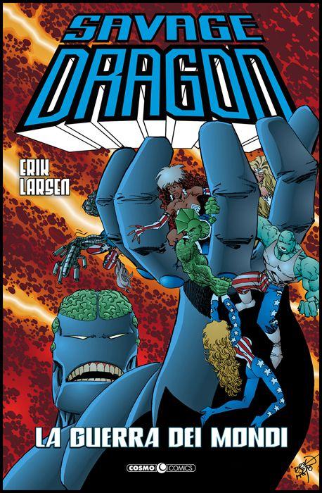 COSMO COMICS SAVAGE DRAGON - SAVAGE DRAGON #     9: LA GUERRA DEI MONDI