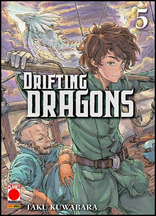 DRIFTING DRAGONS #     5
