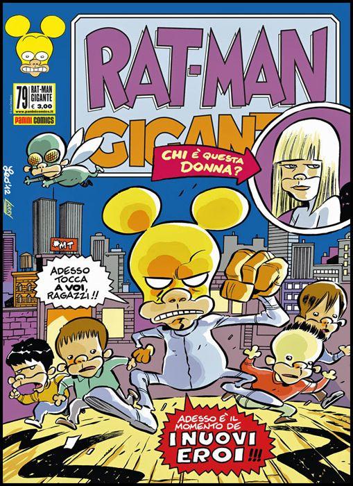 RAT-MAN GIGANTE #    79: I NUOVI EROI