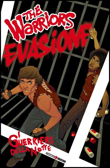 COSMO COMICS #    92 - THE WARRIORS -  I GUERRIERI DELLA NOTTE 2: EVASIONE