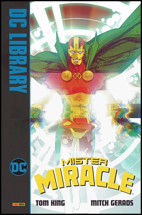 DC LIBRARY - MISTER MIRACLE