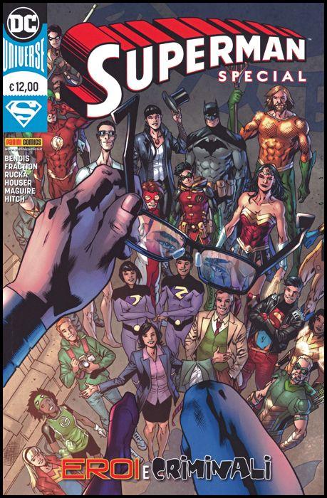 SUPERMAN SPECIAL: EROI E CRIMINALI