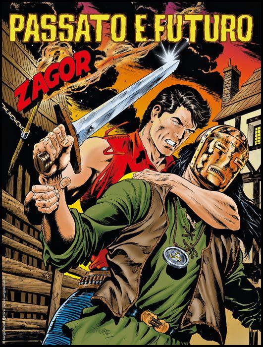 ZENITH #   712 - ZAGOR 661: PASSATO E FUTURO
