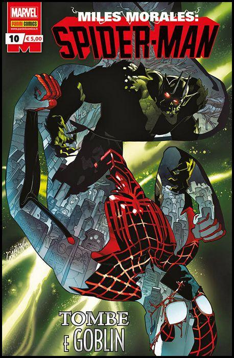 MILES MORALES: SPIDER-MAN #    10