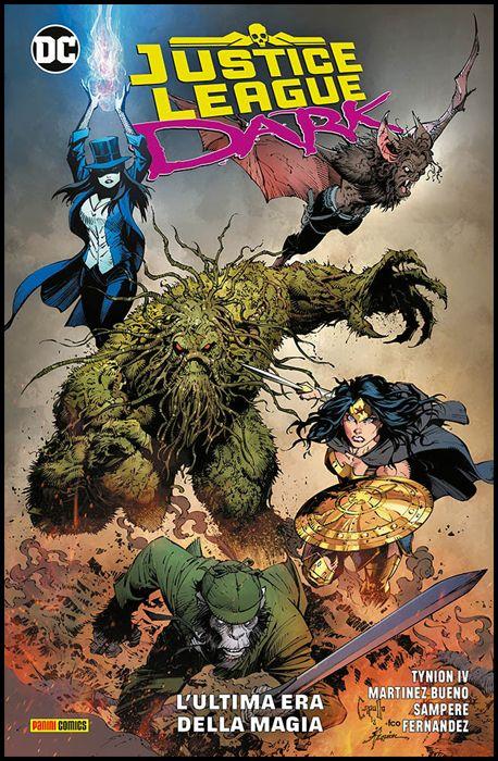 DC COMICS SPECIAL - JUSTICE LEAGUE DARK #     1: L'ULTIMA ERA DELLA MAGIA