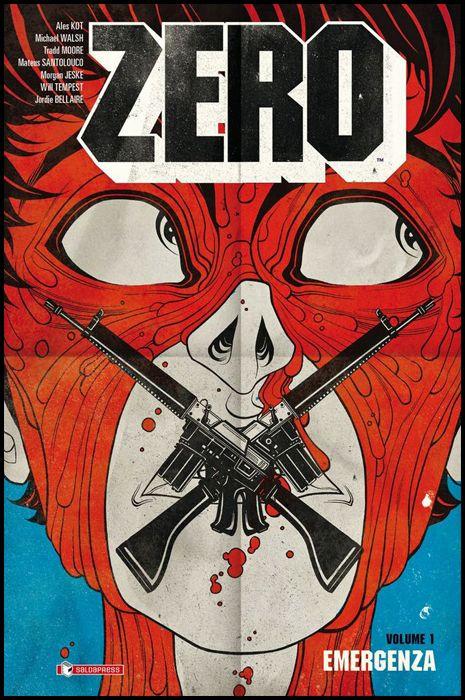 ZERO #     1: EMERGENZA