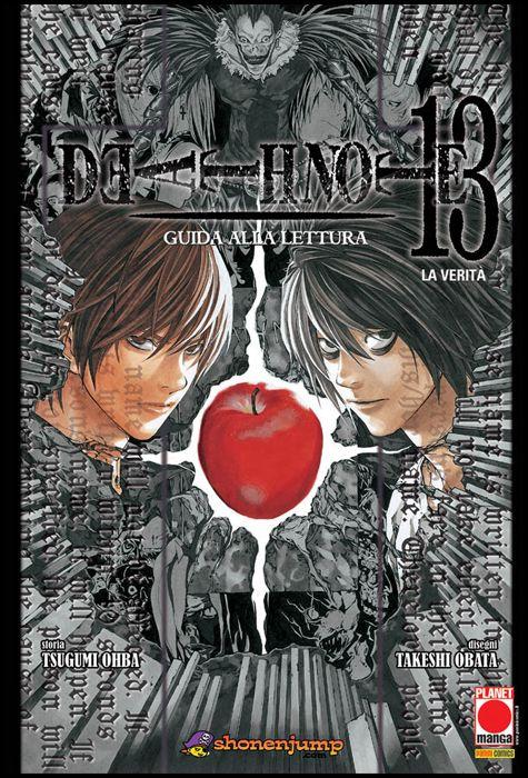 DEATH NOTE #    13 - GUIDA ALLA LETTURA - 4A RISTAMPA
