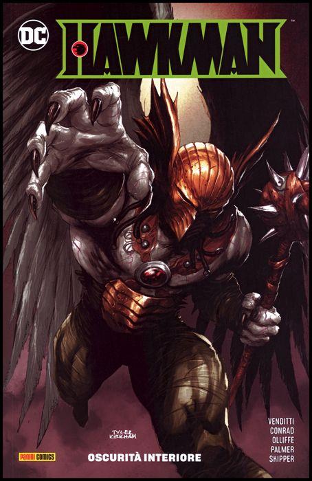 DC COMICS SPECIAL - HAWKMAN #     3: OSCURITÀ INTERIORE