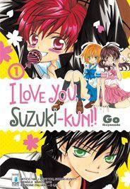 I LOVE YOU, SUZUKI-KUN!! 1/18 completa