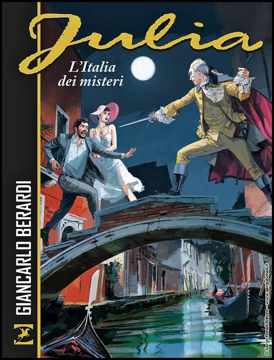 JULIA: L'ITALIA DEI MISTERI - BROSSURATO