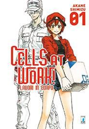 TARGET - CELLS AT WORK! - LAVORI IN CORPO 1/5