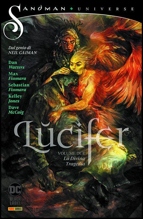 SANDMAN UNIVERSE COLLECTION BLACK LABEL - LUCIFER #     2: LA DIVINA TRAGEDIA