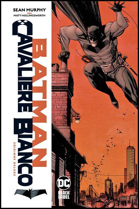 DC BLACK LABEL COMPLETE COLLECTION - BATMAN: CAVALIERE BIANCO EDIZIONE DELUXE
