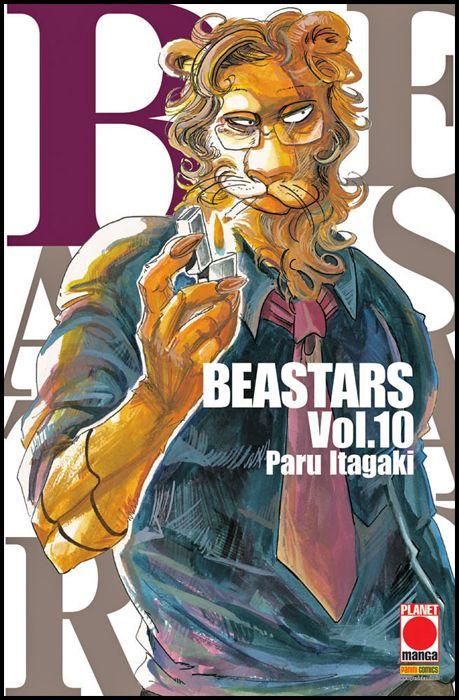BEASTARS #    10 - 1A RISTAMPA