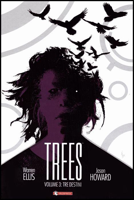 TREES HARD COVER #     3: TRE DESTINI