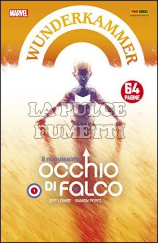 MARVEL SELECT 22/26 - IL NUOVISSIMO OCCHIO DI FALCO 1/5 COMPLETA NUOVI