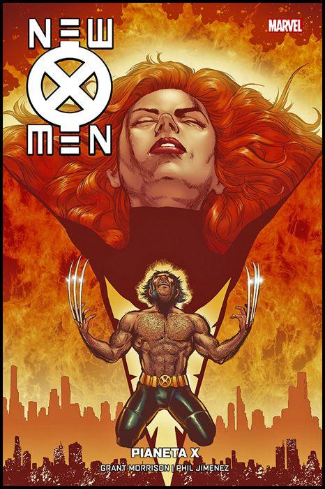 NEW X-MEN COLLECTION #     6: PIANETA X