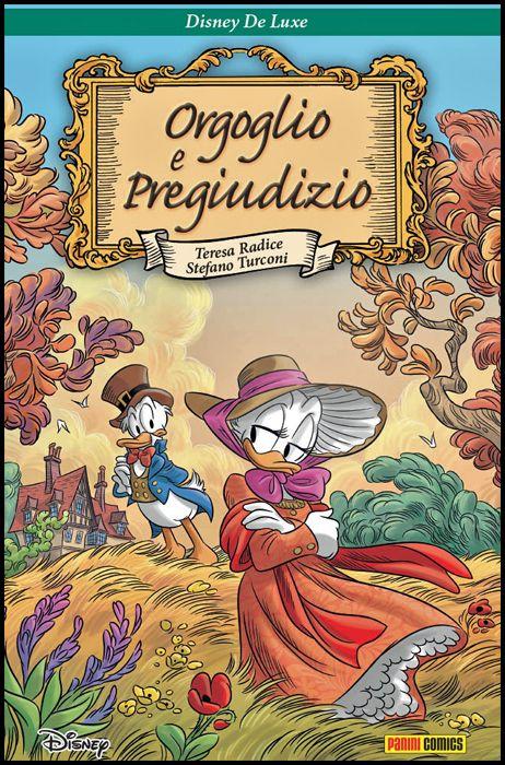 TOPOLINO LIMITED DISNEY DE LUXE EDITION #    27 - ORGOGLIO E PREGIUDIZIO