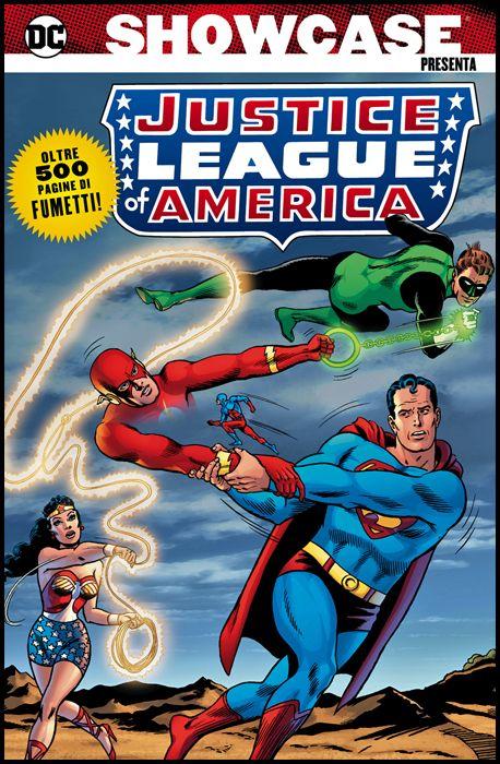 DC SHOWCASE PRESENTA #     6 -  JUSTICE LEAGUE OF AMERICA 2