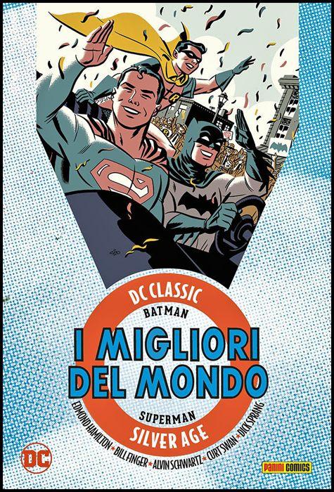 DC CLASSIC SILVER AGE - I MIGLIORI DEL MONDO #     1
