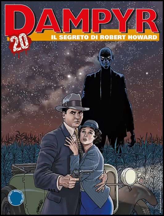 DAMPYR #   247: IL SEGRETO DI ROBERT HOWARD