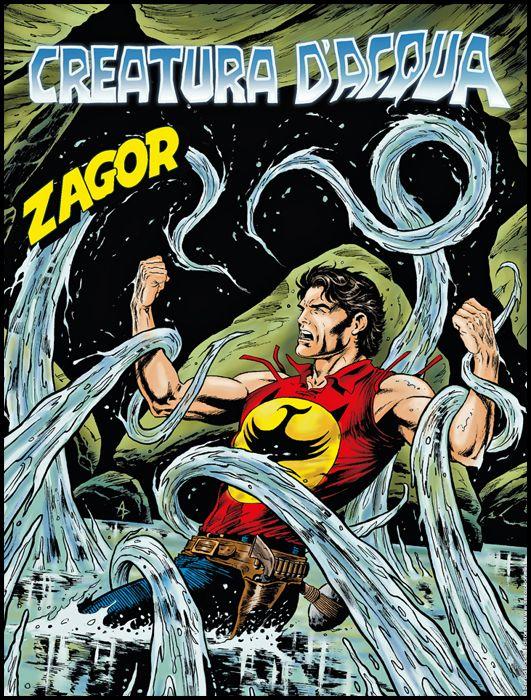 ZENITH #   713 - ZAGOR 662: CREATURA D'ACQUA