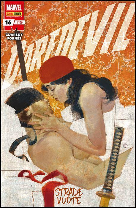 DEVIL E I CAVALIERI MARVEL #   109 - DAREDEVIL 16