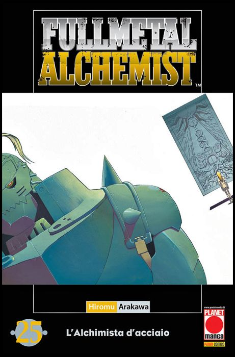 FULLMETAL ALCHEMIST #    25 - 3A RISTAMPA