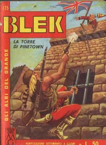 ALBI DEL GRANDE BLEK #   175: LA TORRE DI PINETOWN