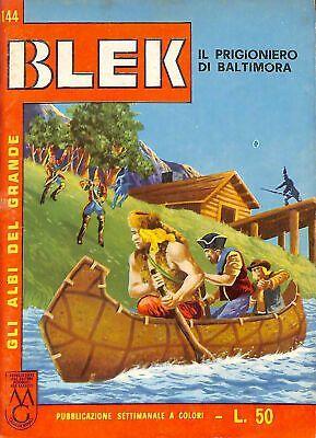 ALBI DEL GRANDE BLEK #   144: IL PRIGIONIERO DI BALTIMORA