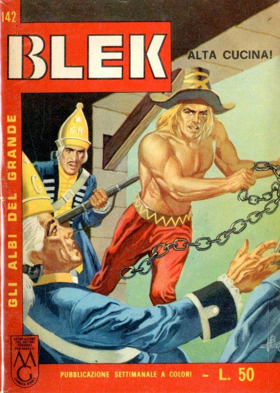 ALBI DEL GRANDE BLEK #   142: ALTA CUCINA!