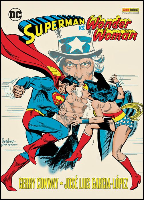 DC LIMITED COLLECTOR'S EDITION - SUPERMAN VS WONDER WOMAN