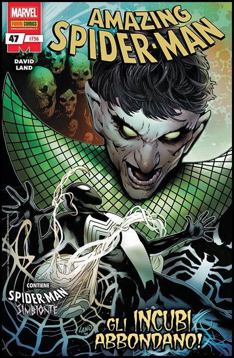 UOMO RAGNO #   756 - AMAZING SPIDER-MAN 47