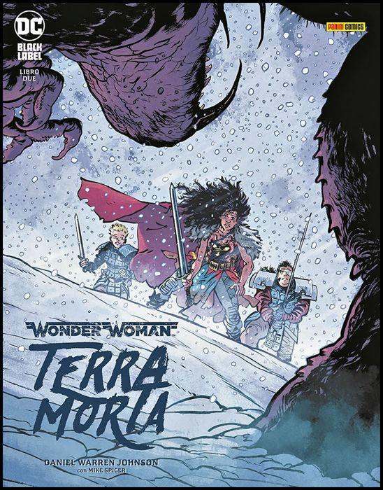 DC BLACK LABEL - WONDER WOMAN: TERRA MORTA #     2