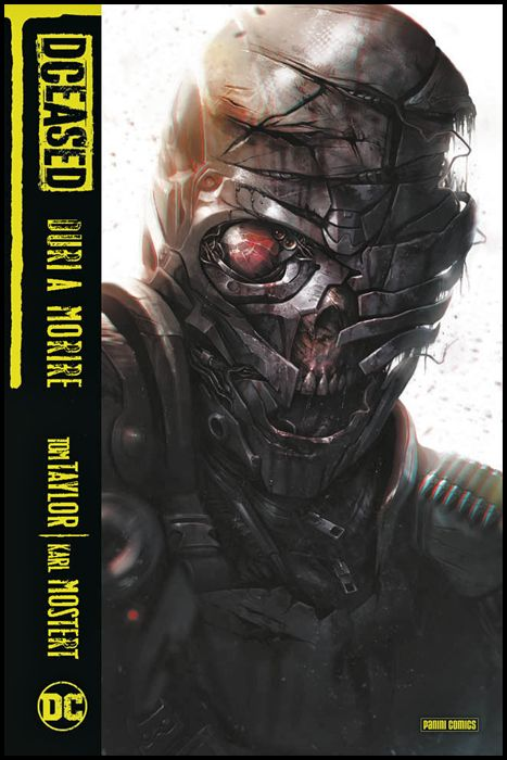 DC COMICS COLLECTION INEDITO - DCEASED: UNKILLABLES - DURI A MORIRE