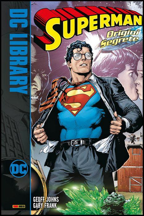 DC LIBRARY - SUPERMAN: ORIGINI SEGRETE