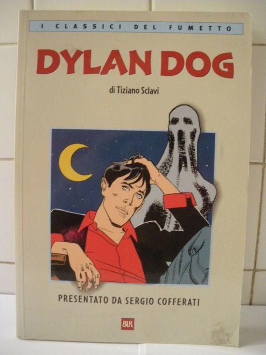 I CLASSICI DEL FUMETTO #    11 - DYLAN DOG