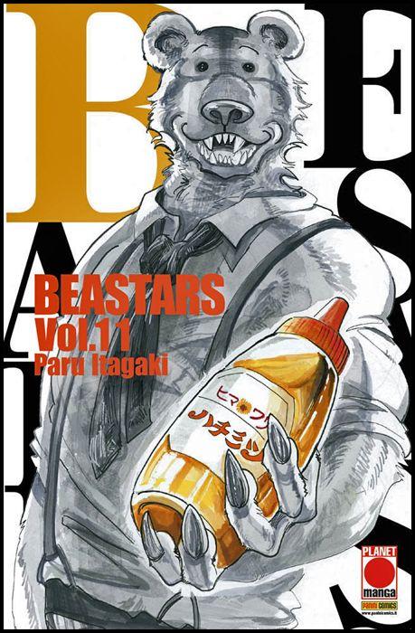 BEASTARS #    11 - 1A RISTAMPA