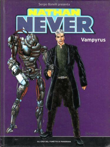 BONELLI PANORAMA #     8 - NATHAN NEVER: VAMPYRUS